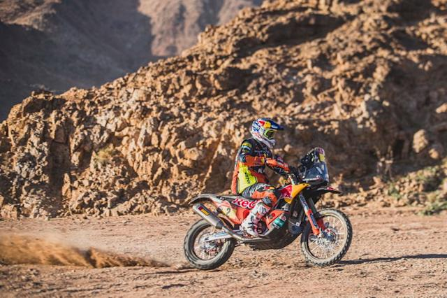 "#2 Red Bull KTM Factory Racing: Matthias Walkner <span class=""copyright"">Red Bull Content Pool</span>"