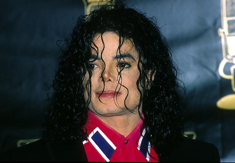 Michael Jackson suffered second degree burns to his scalp while filming a Pepsi advert in 1984 (AP)