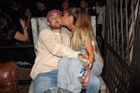 """<p>Still, it wasn't very long until rumors that <a href=""""https://www.popsugar.com/celebrity/Ariana-Grande-Kissing-Mac-Miller-August-2016-Pictures-42268094"""" class=""""link rapid-noclick-resp"""" rel=""""nofollow noopener"""" target=""""_blank"""" data-ylk=""""slk:she was dating Mac Miller"""">she was dating Mac Miller</a> began swirling. <a href=""""https://www.popsugar.com/celebrity/photo-gallery/43610292/embed/43610383/Music"""" class=""""link rapid-noclick-resp"""" rel=""""nofollow noopener"""" target=""""_blank"""" data-ylk=""""slk:The pair initially started off as friends"""">The pair initially started off as friends</a> and collaborated on music together, but in August 2016, the duo were spotted kissing during a romantic sushi date in Encino, CA. There were also rumors that <a href=""""https://www.popsugar.com/celebrity/Ariana-Grande-Engaged-43603445"""" class=""""link rapid-noclick-resp"""" rel=""""nofollow noopener"""" target=""""_blank"""" data-ylk=""""slk:the couple might have gotten engaged"""">the couple might have gotten engaged</a> after Ariana debuted a diamond sparkler on her ring finger during her Manchester concert in June 2017. </p> <p>Neither Ariana nor Mac ever confirmed the reports, but by May 2018, <a href=""""https://www.popsugar.com/celebrity/Ariana-Grande-Mac-Miller-Break-Up-May-2018-44831582"""" class=""""link rapid-noclick-resp"""" rel=""""nofollow noopener"""" target=""""_blank"""" data-ylk=""""slk:the pair had gone their separate ways"""">the pair had gone their separate ways</a>. """"Hi! This is one of my best friends in the whole world and favorite people on the planet Malcolm McCormick,"""" Ariana wrote on Instagram, confirming <a href=""""https://www.popsugar.com/celebrity/Why-Did-Ariana-Grande-Mac-Miller-Break-Up-44875009"""" class=""""link rapid-noclick-resp"""" rel=""""nofollow noopener"""" target=""""_blank"""" data-ylk=""""slk:their split"""">their split</a>. """"I respect and adore him endlessly and am grateful to have him in my life in any form, at all times regardless of how our relationship changes or what the universe holds for each of us! Unconditional love is not selfish."""