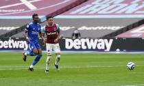 Premier League - West Ham United v Leicester City
