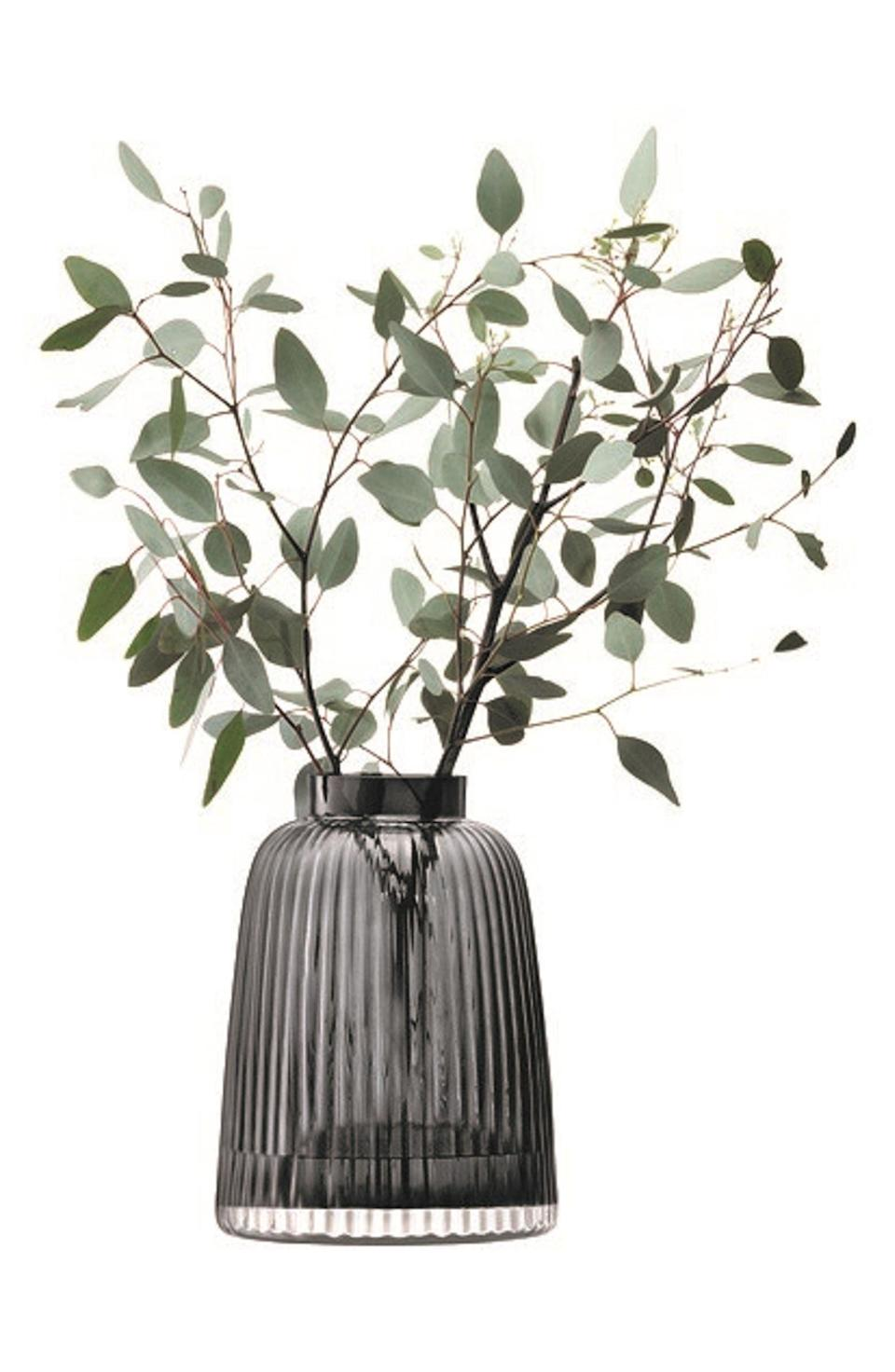 <p>Put this <span>LSA Pleat Vase</span> ($90) on display on your dining table this hosting season. It'll look so pretty filled with all your favorite flowers.</p>