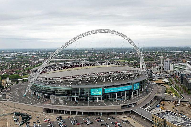 For sale: Wembley stadium is expected to sell for more than £500m: Steve Parsons/PA Wire