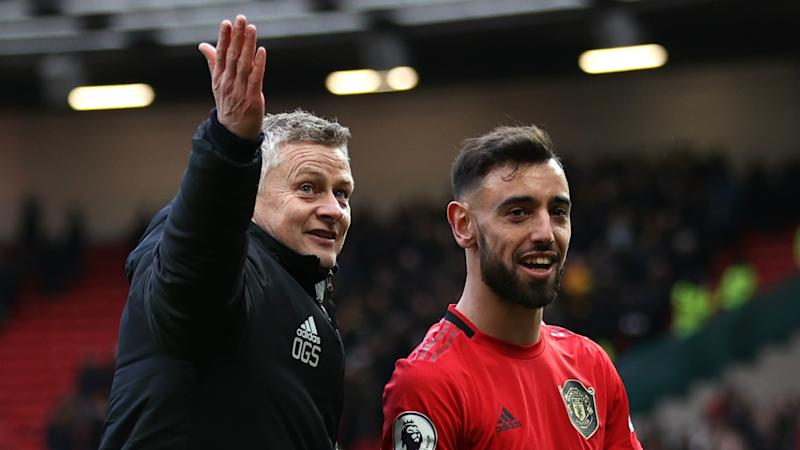 Bruno Fernandes targets Champions League with Man Utd after Watford win