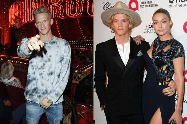 Elle officialise sa relation avec Cody Simpson — Miley Cyrus