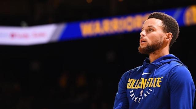 "<p>Steph Curry will miss the Warriors' game against the Grizzlies on Friday, per <a href=""https://twitter.com/ChrisBHaynes/status/951884392917622784"" rel=""nofollow noopener"" target=""_blank"" data-ylk=""slk:ESPN's Chris Haynes"" class=""link rapid-noclick-resp"">ESPN's Chris Haynes</a>, marking the second straight game the two-time MVP will miss after <a href=""https://www.si.com/nba/2018/01/10/steph-curry-injury-news-update-sprain-ankle-warriors-clippers"" rel=""nofollow noopener"" target=""_blank"" data-ylk=""slk:spraining his left ankle during shootaround"" class=""link rapid-noclick-resp"">spraining his left ankle during shootaround</a> on Wednesday. He did practice with the team on Thursday, so it appears that this is more a precautionary measure than anything.</p><p>Curry should be back soon and could return for Saturday's game in Toronto or Sunday's marquee matchup at the Cavaliers. </p><p>It's the same left ankle that forced Curry to miss 11 games in December. He was fantastic in the five games he played earlier this month before re-injuring the left ankle, averaging 35.2 points, 5.6 rebounds and 5.6 assists and draining 33 of 62 three-point attempts. </p><p>Sean Livingston started at point guard in Curry's place on Wednesday and scored 8 points with four assists in 25 minutes of action. The Warriors were blown out 125-106 by the Clippers and Lou Williams torched Golden State for 50 points.</p>"
