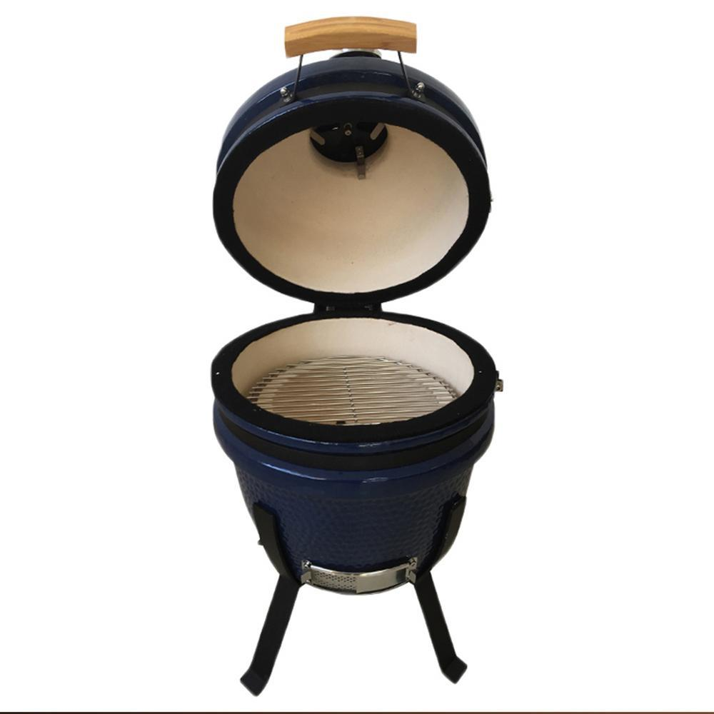 Lifesmart Ceramic Grill and Smoker Value Bundle ('Multiple' Murder Victims Found in Calif. Home / 'Multiple' Murder Victims Found in Calif. Home)
