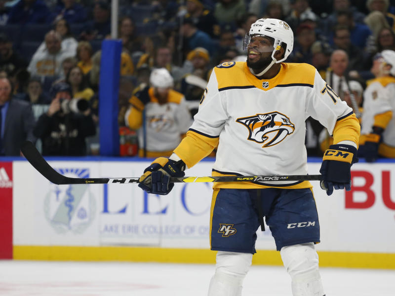 brand new 08136 3bc1f P.K. Subban is now the most expensive NHL player to be ...