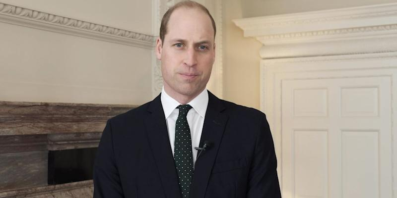 Prince William urges people to 'protect the vulnerable' amid coronavirus pandemic