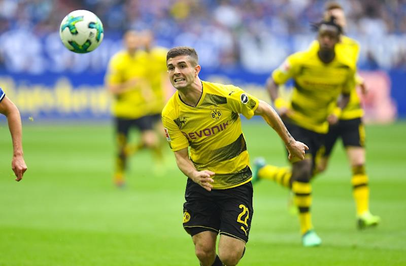 Dortmund's Christian Pulisic will look to lead the US men's team forward as the face of a new generation of players