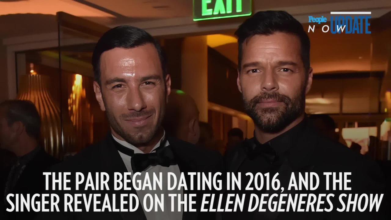 Heres What Ricky Martin Tells His Twins When They Ask of
