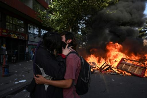 Chile has been rocked by social unrest for more than a month