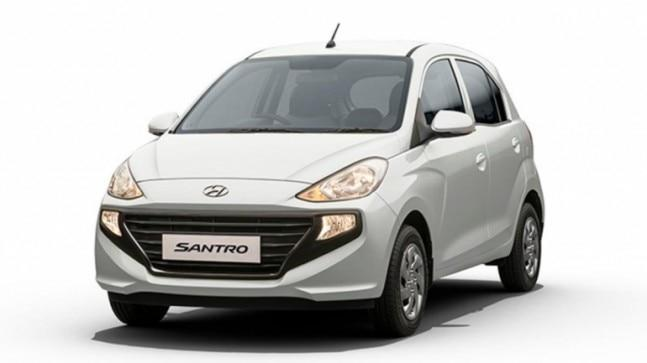Hyundai Santro Era Executive trim comes only with 1.1-litre, four-cylinder, 12-valve petrol engine in manual transmission. Neither it has an AMT option, nor it is available in 1.1-litre bi-fuel variant.