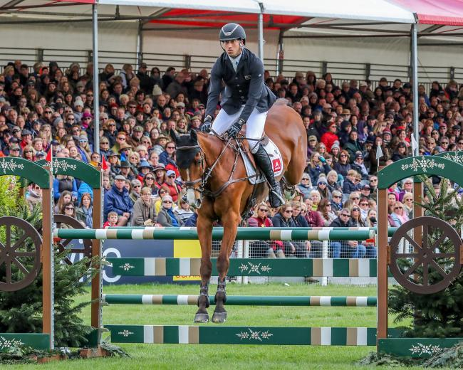 New Zealander Tim Price won Burghley last year and is ranked number one in the world.