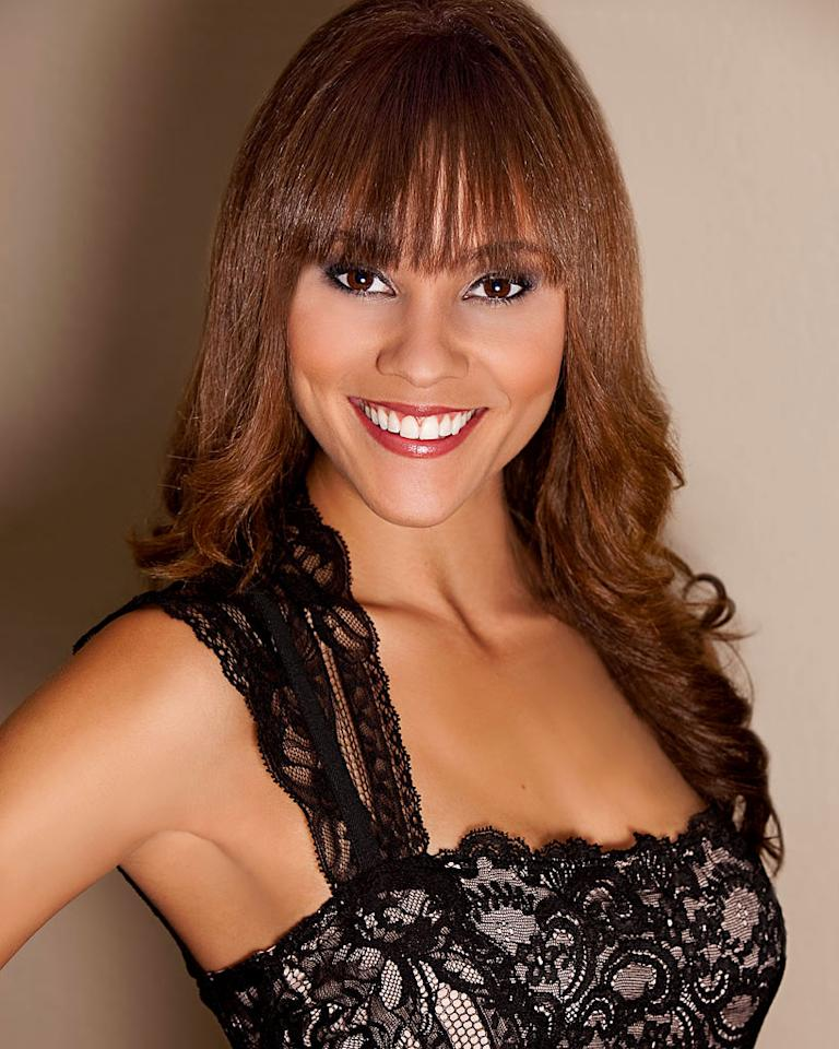 """Miss District of Columbia, Ashley Boalch is a contestant in the """"<a href=""""/2012-miss-america-pageant/show/48165"""">2012 Miss America Pageant</a>."""""""