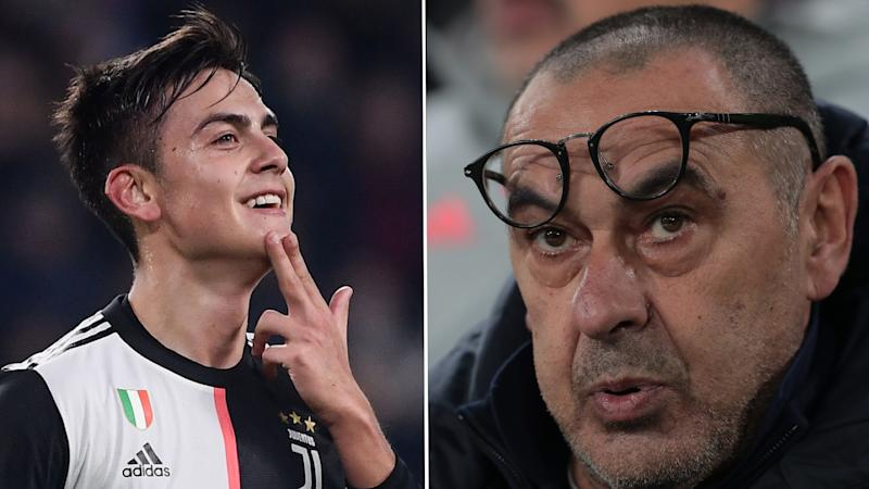 'Why the f*ck are you shooting from over there?' - Sarri's initial reaction to Dybala stunner