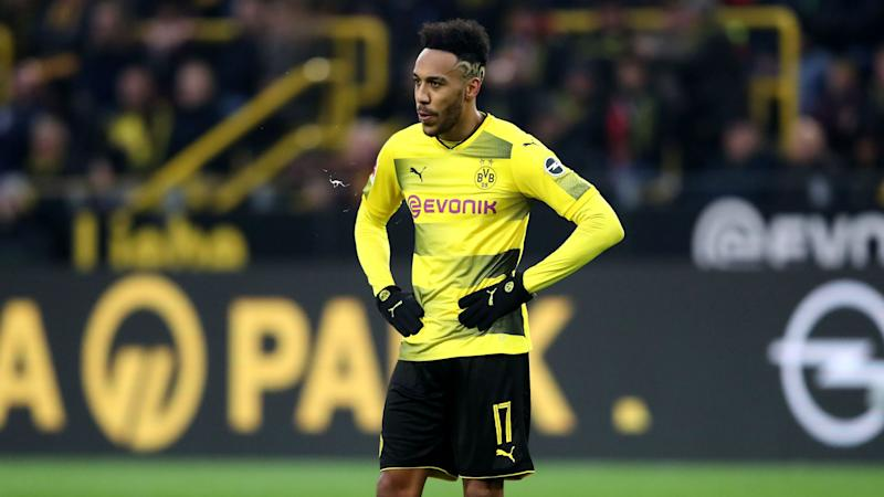 Stoger hints at Aubameyang return amid Arsenal speculation