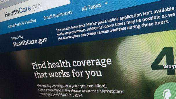 ap healthcare gov ll 131202 16x9 608 Little Known Legal Challenge That Could Torpedo Obamacare