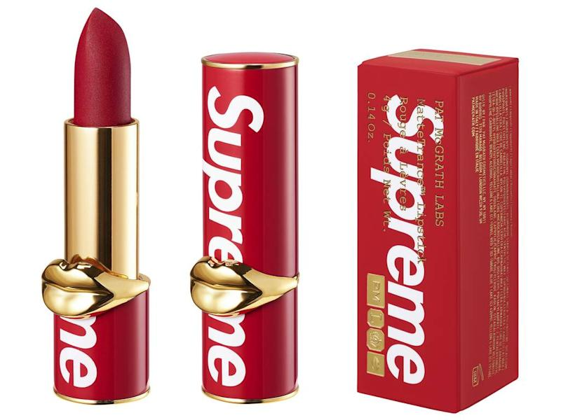 Supreme moves into beauty market with Pat McGrath collaboration