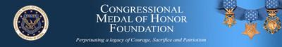 Congressional Medal of Honor Foundation (PRNewsfoto/Congressional Medal of Honor...)