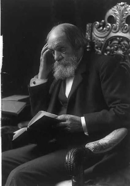 """Edward Everett, pictured in 1905, possessed a voice that was, in the words of his protege, Ralph Waldo Emerson, """"most mellow and beautiful, and correct of all the instruments of the time."""" <span class=""""copyright"""">(Library of Congress)</span>"""