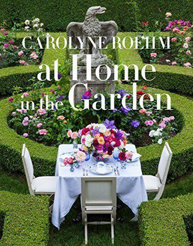 """<p><strong>Carolyne Roehm</strong></p><p>amazon.com</p><p><strong>$47.78</strong></p><p><a href=""""https://www.amazon.com/dp/1101903570?tag=syn-yahoo-20&ascsubtag=%5Bartid%7C10069.g.36039238%5Bsrc%7Cyahoo-us"""" rel=""""nofollow noopener"""" target=""""_blank"""" data-ylk=""""slk:Shop Now"""" class=""""link rapid-noclick-resp"""">Shop Now</a></p><p>""""When I'm planning for a party or a photoshoot, I crack this book open for color inspiration. It's full of vibrant color stories and beautiful garden and floral imagery. I love that she weaves tablescapes and her botanical paintings throughout the book as well. It's a feast for the eyes!"""" —<a href=""""https://www.pickeringhouseinteriors.com"""" rel=""""nofollow noopener"""" target=""""_blank"""" data-ylk=""""slk:Josh Pickering"""" class=""""link rapid-noclick-resp"""">Josh Pickering</a></p>"""