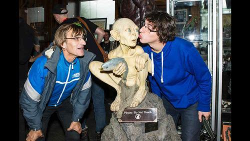 gollum weta workshop