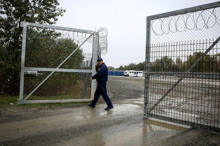 Hungary's two 'transit zone' camps have been roundly criticised by rights groups as inhumane