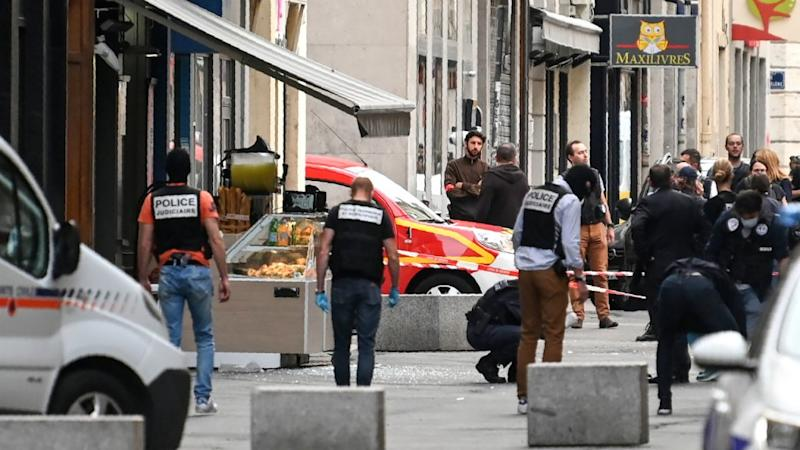 Arrests made in connection with Lyon package bomb