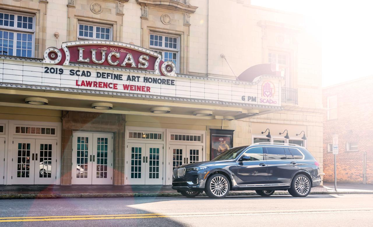 <p>The 2019 BMW X7 SUV has finally arrived as a rolling fortress of power, technology, and luxury. What took so long?  </p>