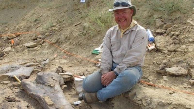 Dinosaur remains at Jurassic site 'could help plan for climate change'