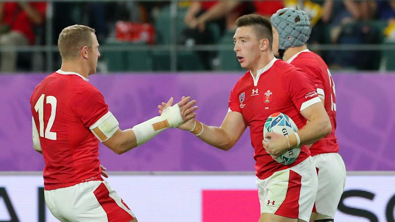Rugby World Cup 2019: Wales 29-17 Fiji