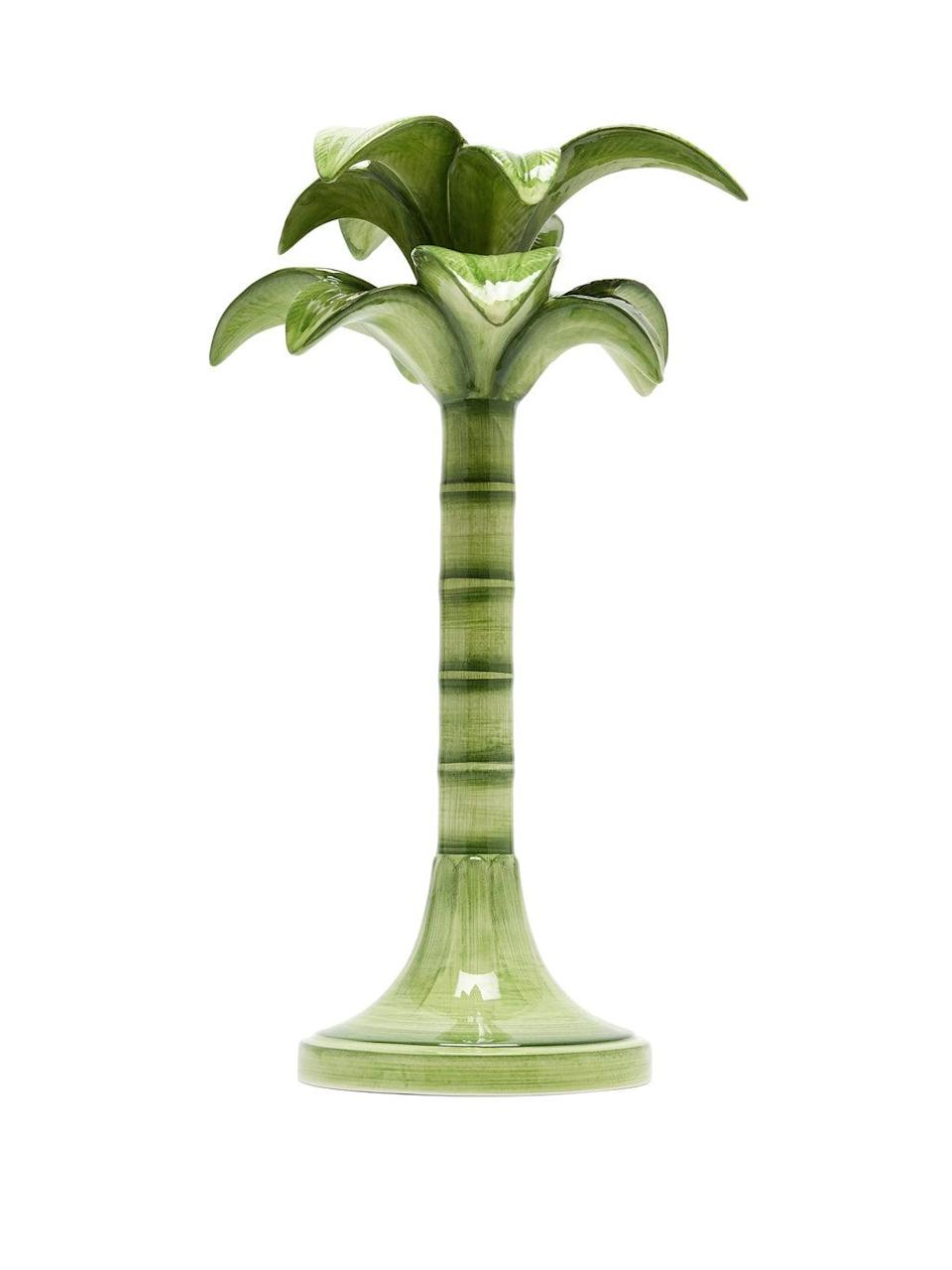 Palm tree holder, £258, Les Ottomans at Matches (Handout)