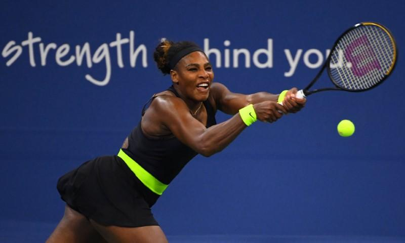 Mum's the word as Serena, Clijsters, Azarenka take the stage at US Open