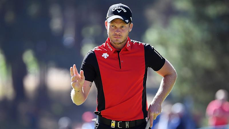 Welcome home: Co-leader Willett's BMW PGA play 'out of the blue'