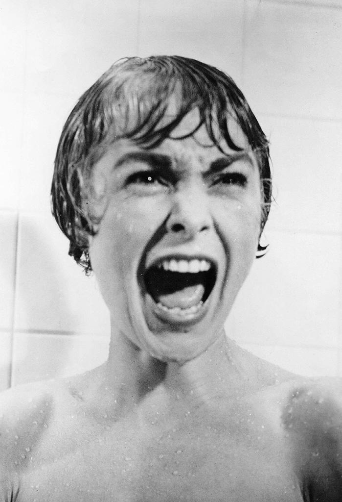 """<a href=""""http://movies.yahoo.com/movie/psycho-1960/"""" data-ylk=""""slk:PSYCHO"""" class=""""link rapid-noclick-resp"""">PSYCHO</a> (1960) <br>Directed by: <span>Alfred Hitchcock</span> <br>Starring: <span>Anthony Perkins</span> and <span>Janet Leigh</span>"""