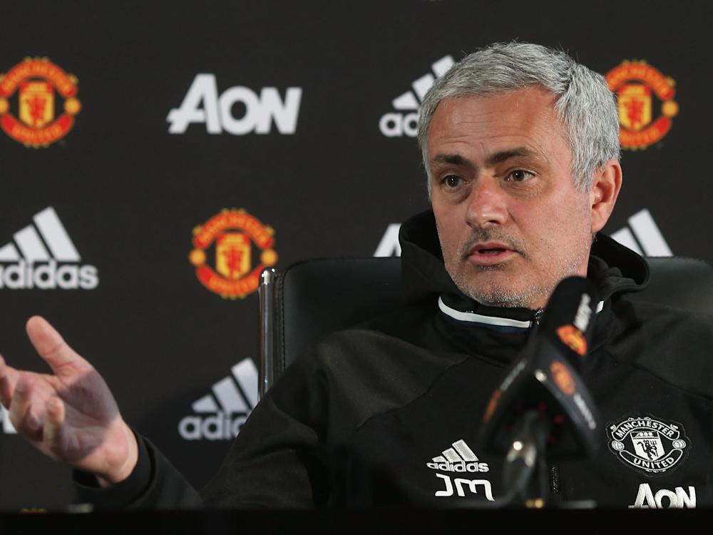 Mourinho is however confident his side's home form will improve: Getty