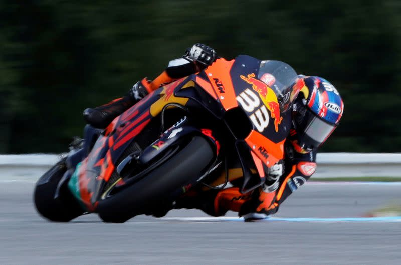 Motorcycling: Binder wants to start afresh at Red Bull Ring