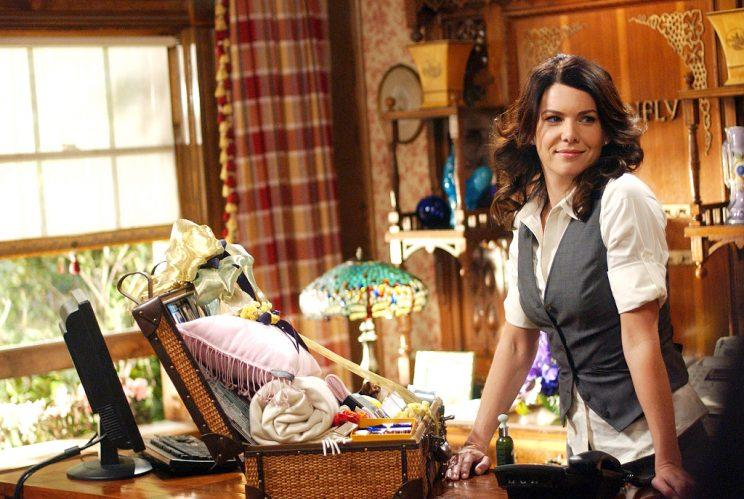 Lauren Graham (Credit: The WB)