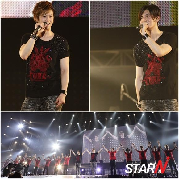 DBSK draws 550,000 fans in to their concerts in Japan
