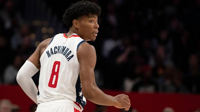 Rui Hachimura out indefinitely as Wizards prepare to open training camp