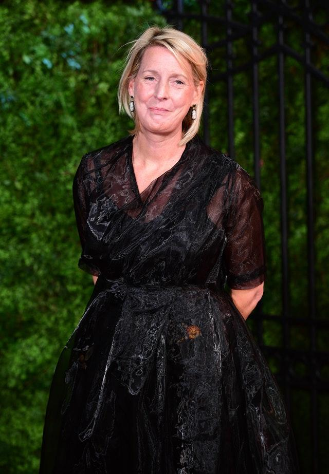 The Crown producer Suzanne Mackie