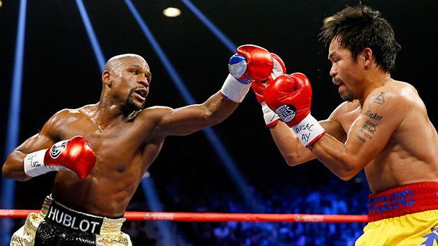Floyd Mayweather Jr. and Manny Pacquiao are finally ready for their rematch. (Reuters)