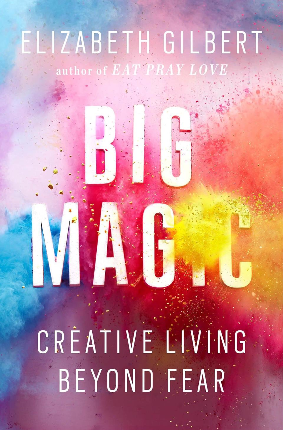 <p><strong><span>Big Magic</span></strong> ($9) is a light read for every creative, artist, or soul that's struggled with being able to pursue their calling. Known for her bestseller <strong><span>Eat Pray Love</span></strong>, Elizabeth Gilbert uses this book to capture how you can accomplish any creative feat. From overcoming fear, developing comfort with the unknown and other useful creative habits - <strong>Big Magic</strong> is an honest guide filled with encouragement that will leave each reader with a little something different.</p>