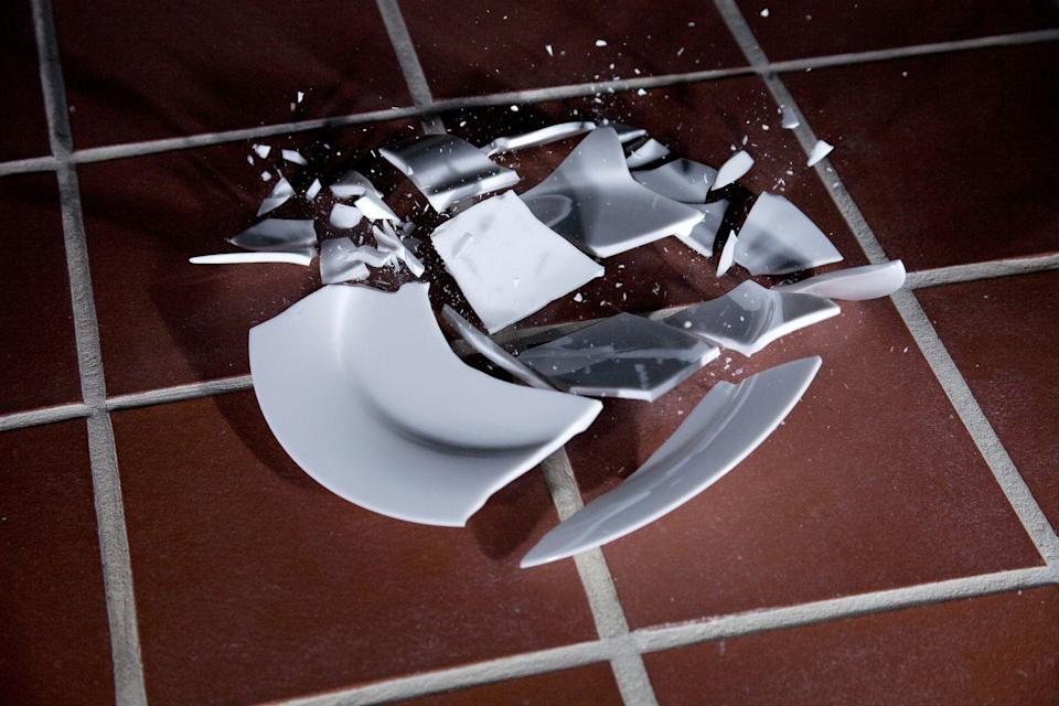 <p>Be careful of clumsy dishwashing in the state of Florida — you're not allowed to break more than three dishes per day or chip the edges of more than four cups or saucers, according to the law.</p>