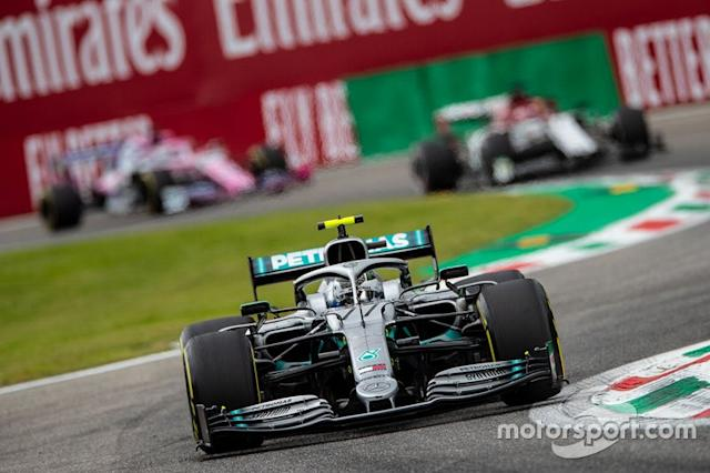"Valtteri Bottas, Mercedes AMG W10 <span class=""copyright"">Alessio Morgese / Luca Rossini</span>"