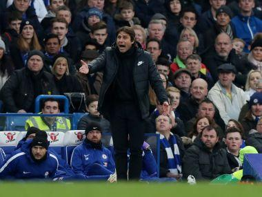 Premier League: Antonio Conte blames tiredness, lack of depth for Chelsea's third straight goalless draw
