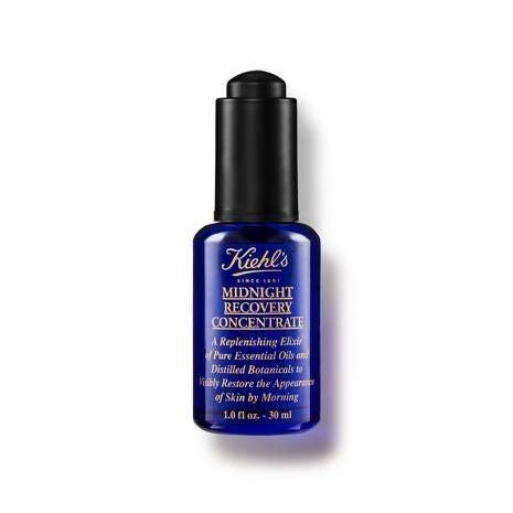 """We're big fans of products that do all the hard work for minimal effort and Kiehl's Midnight Recovery Concentrate is a great example. At £41 for 30ml, it's not cheap but those who use this facial oil swear by its revitalising power. Simply massage a few pumps onto skin – pre- or post-moisturiser – for a well-rested, glowing complexion, the likes of which you can only really get from plenty of water and a full 10 hours' kip. Bonus: the lavender and primrose oil in the mix give you a luxe, spa-like feeling at home.<br><br><strong>Kiehl's</strong> Midnight Recovery Concentrate, $, available at <a href=""""https://www.kiehls.co.uk/skin-care/category/facial-oils-serums/midnight-recovery-concentrate/819.html"""" rel=""""nofollow noopener"""" target=""""_blank"""" data-ylk=""""slk:Kiehl's"""" class=""""link rapid-noclick-resp"""">Kiehl's</a>"""