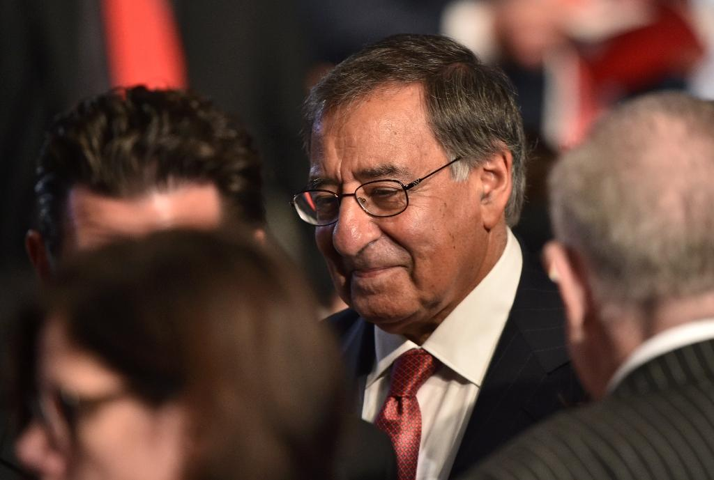 Ex-CIA director Leon Panetta, seen in 2016, warned that Trump's behavior risks polluting relations between the intelligence agencies of the United States and its allies (AFP Photo/Paul J. Richards)