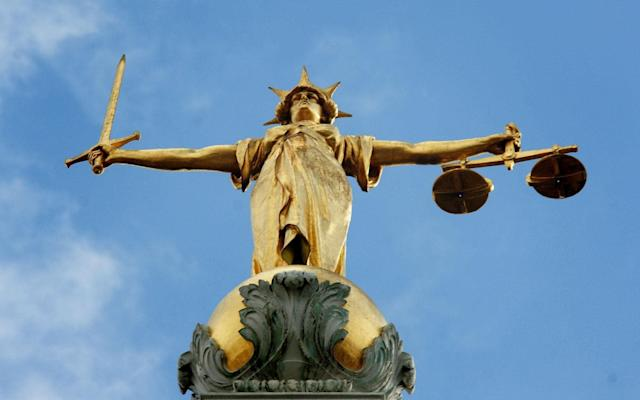 Lady Justice - PA