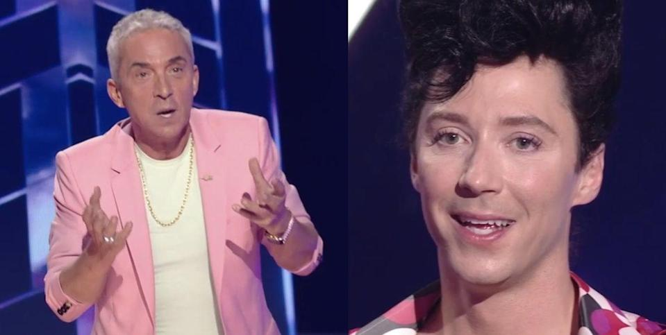 """""""Dancing With the Stars"""" Fans Are Fuming at Bruno Tonioli Over Johnny Weir's Score"""